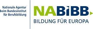 Logo Nationale Agentur Bildung für Europa beim Bundesinstitut für Berufsbildung (NA beim BIBB)