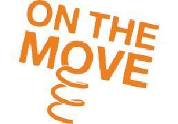 "Projektlogo ""On the Move"""