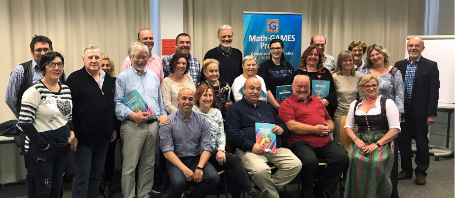 Das Math-GAMES Projektteam