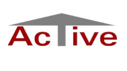 Projektogo mit der Aufschrift AcTive