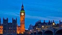 Big Ben in England