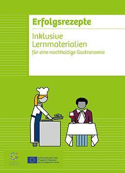 Titelbild der Unterrichtsmaterialien: Erfolgsrezepte: Inklusive Lernmaterialien