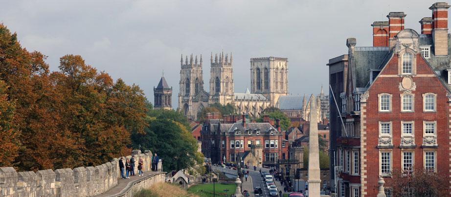 Mobilität in der Erwachsenenbildung mit Erasmus+: Lernen in York