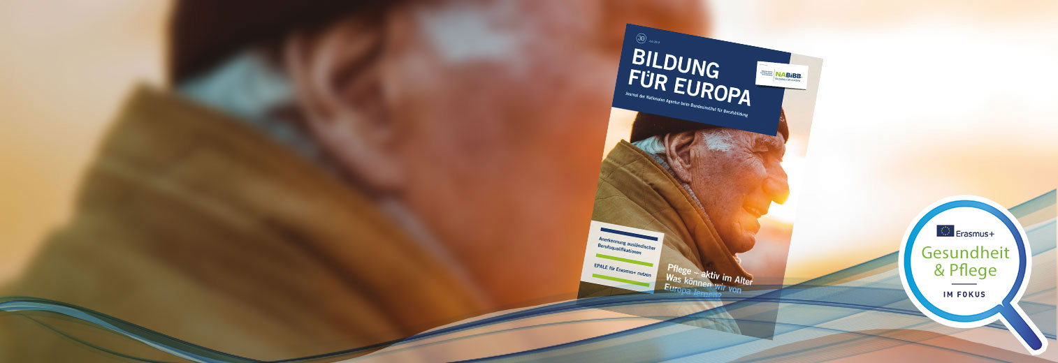 Titelbild des Journals Bildung für Europa