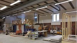 Werkstatt in Schweden