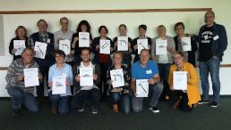 Gruppenbild der SARAH-Projektteilnehmenden