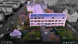 Screenshot des Videos der Carl-Benz-Schule