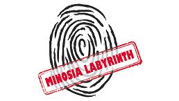 Logo des Spiels Minosia Labyrinth